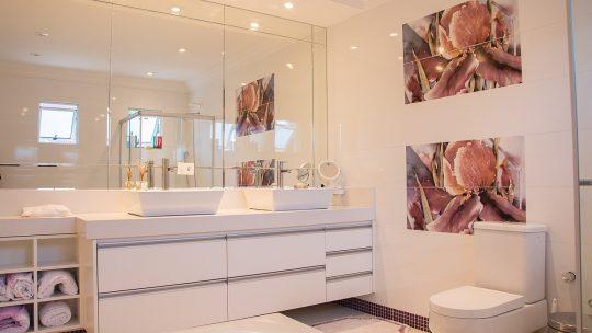 Jakie kolory zastosować w łazience