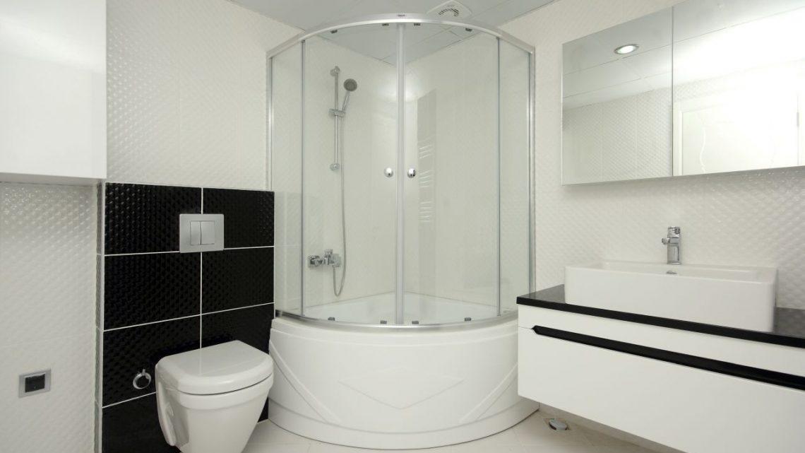 Drzwi prysznicowe – rodzaje i ich zalety
